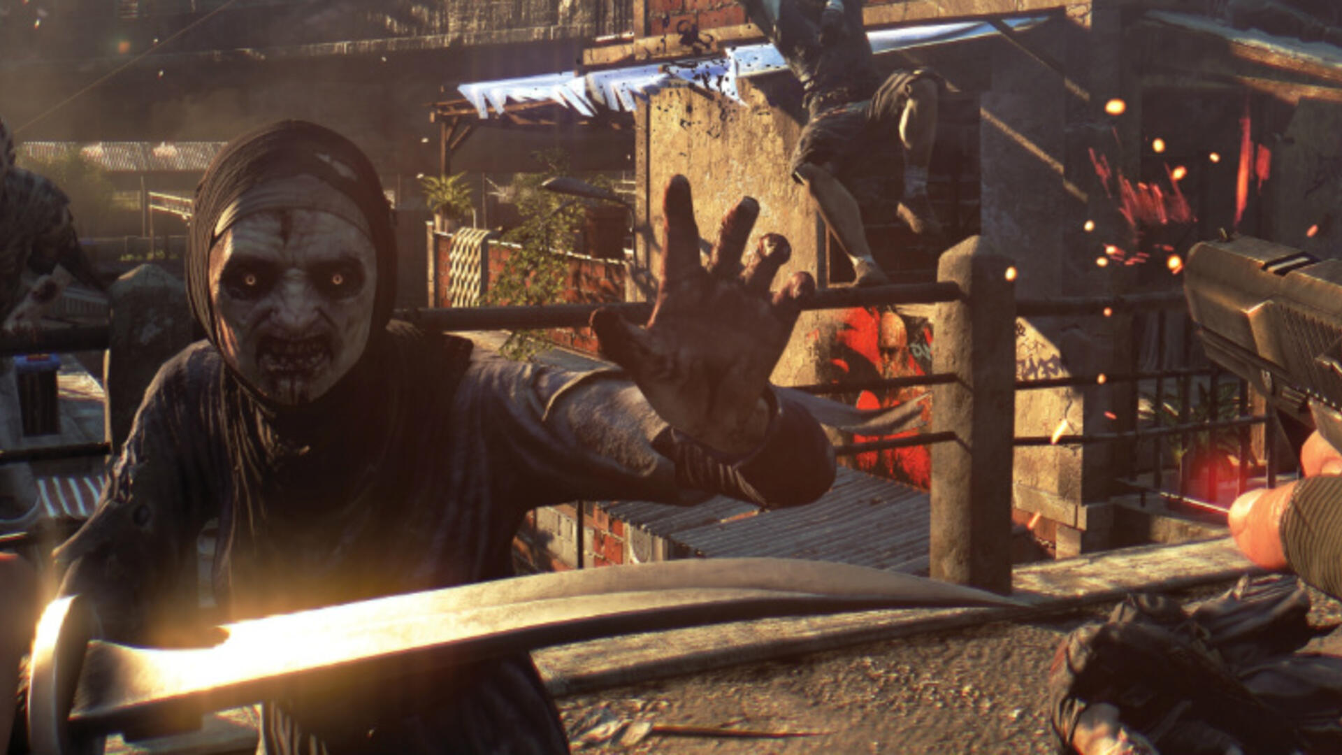 Dying Light PS4 Review: Stumbling on the Roof Tops | USgamer