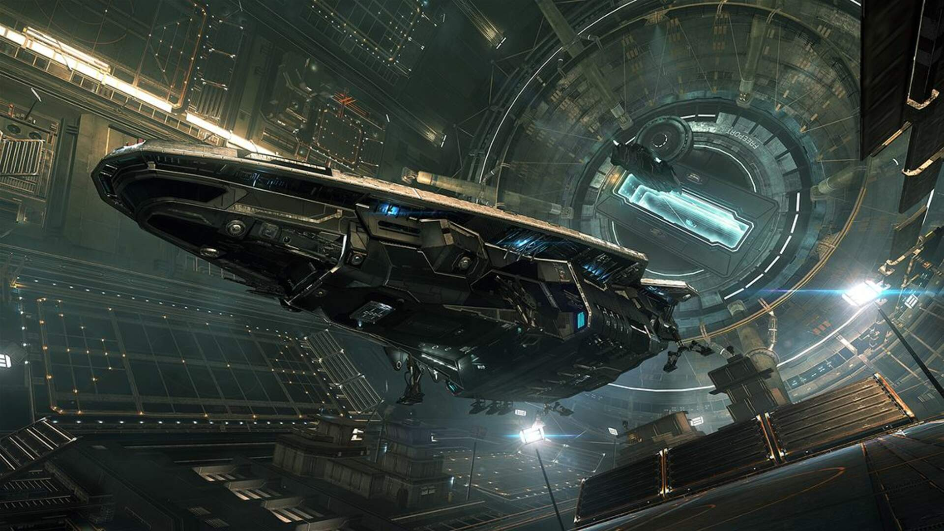 Elite Dangerous Player Draws Game's Logo In-game by Flying Around for a Month