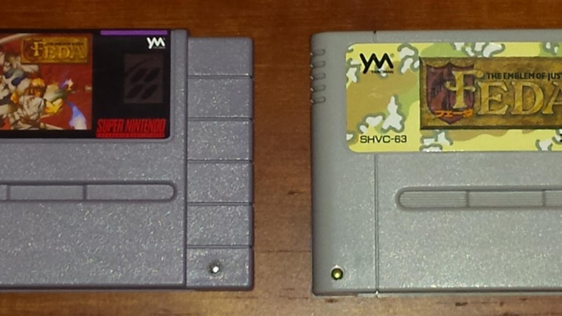Reproduction Cartridges and Elegant Piracy