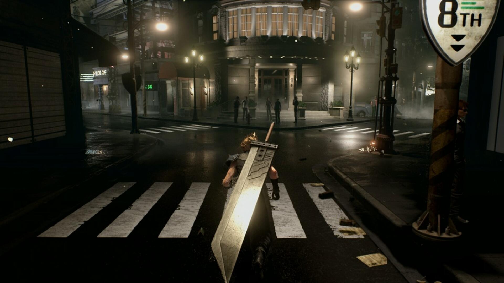 Final Fantasy 7 Remake Gets a Second Director to Work Alongside Tetsuya Nomura