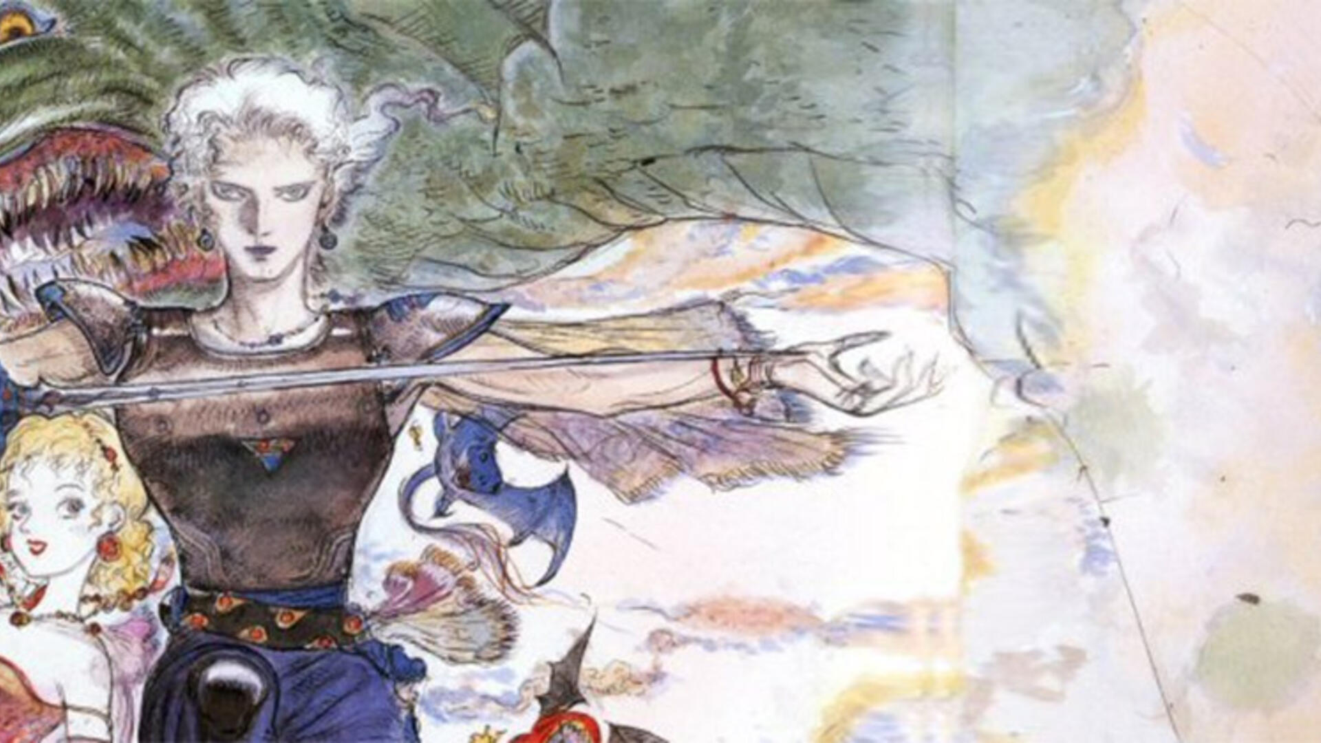Good/Bad News: Final Fantasy V Heads to Steam on September 24th