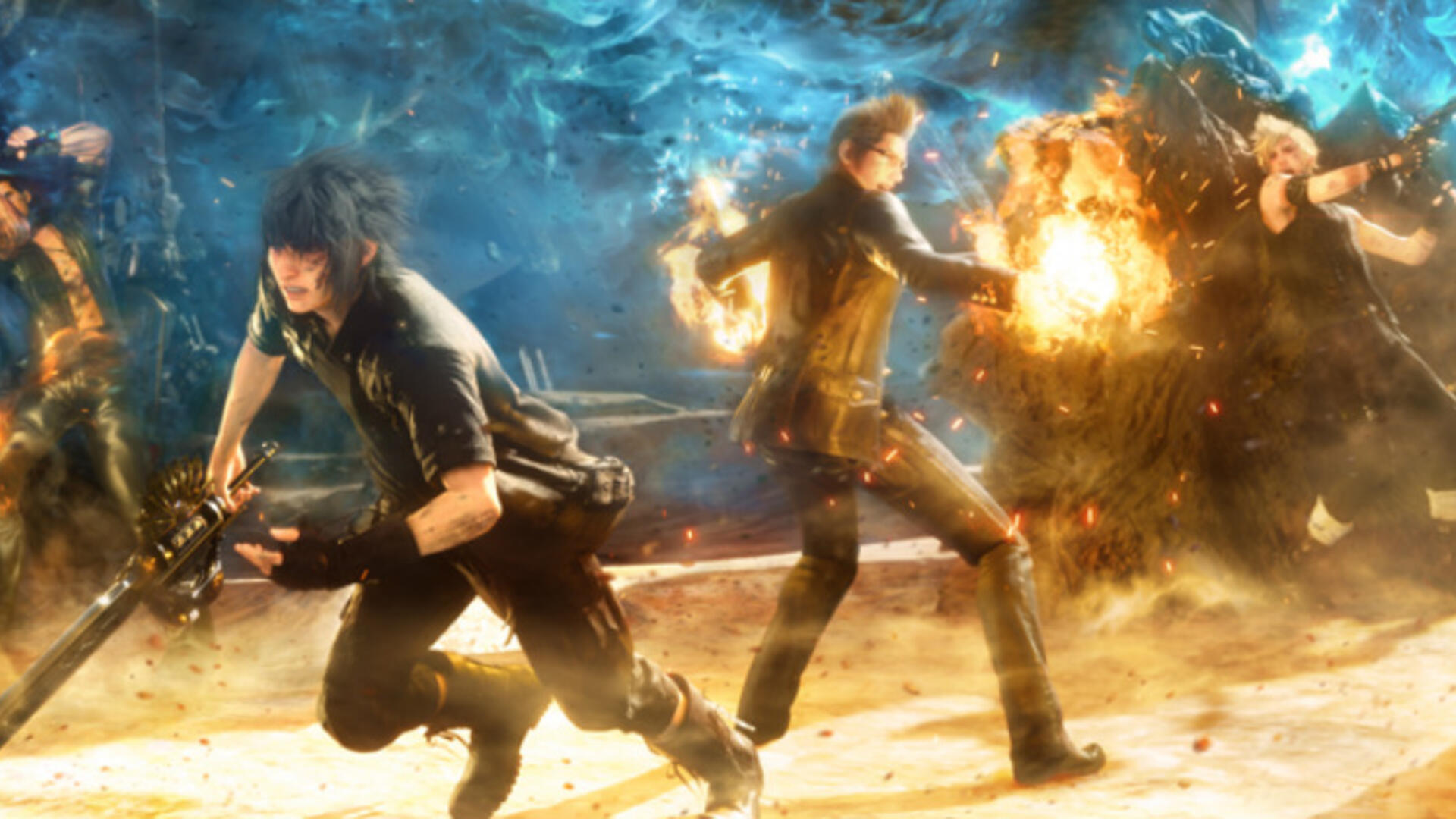 Final Fantasy XV Episode Duscae Preview: Everything's Coming Up Open