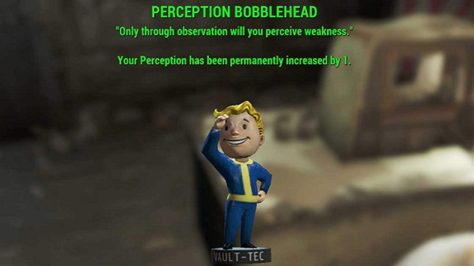 Fallout 4 Bobblehead Locations - Find all Fallout 4 Bobbleheads Guide