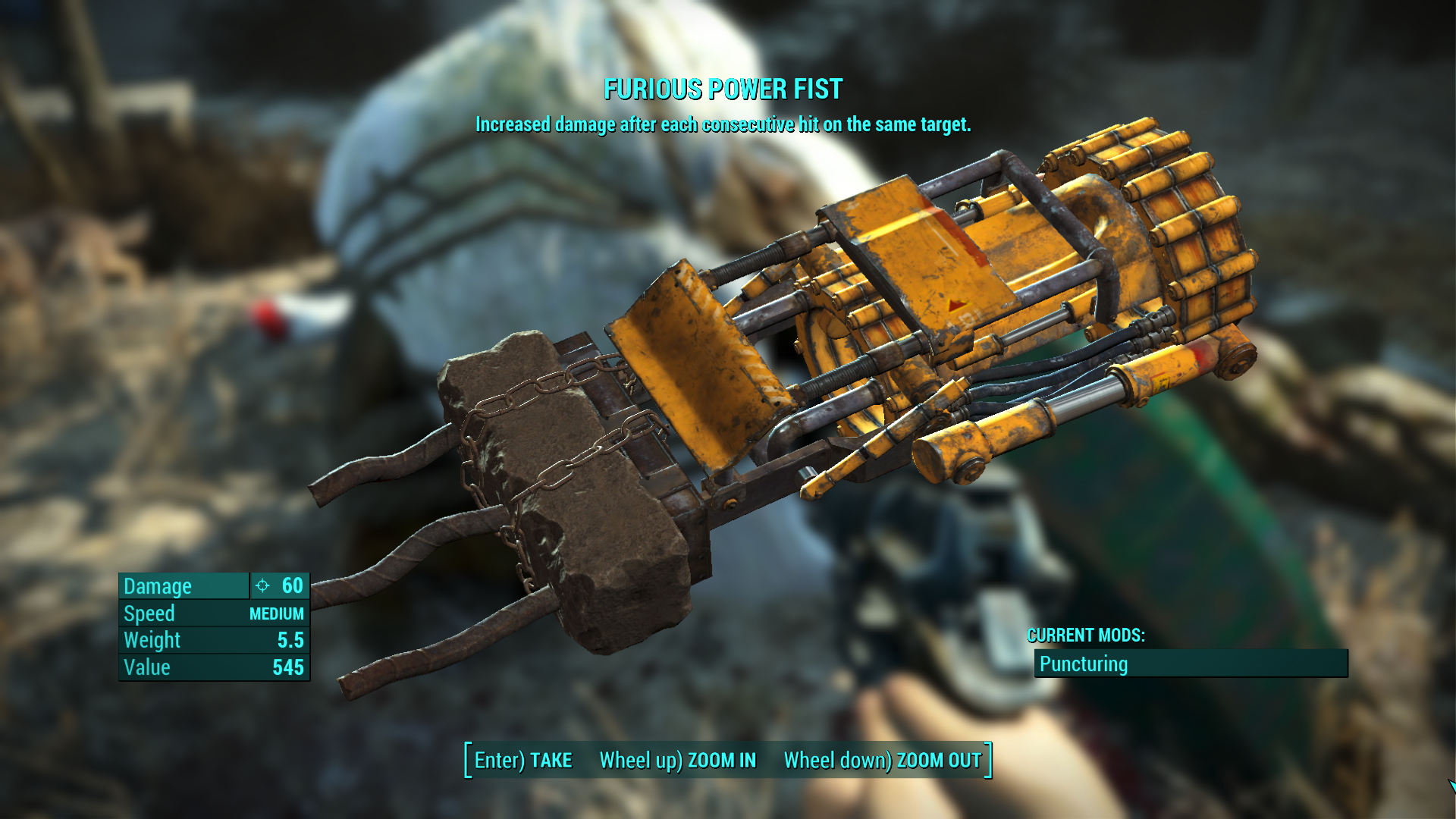 Fallout  Build Extended