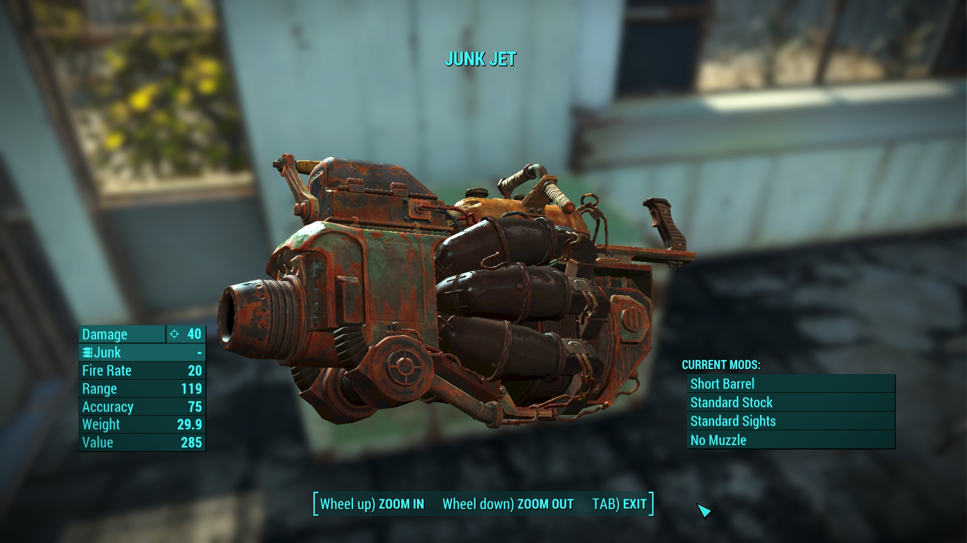 fallout 4 unique and exceptional weapons guide usgamer