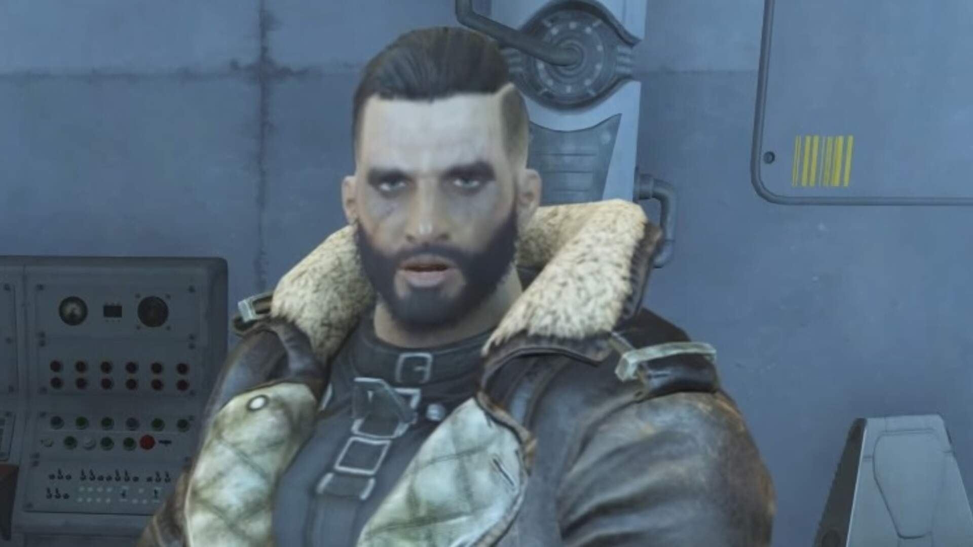 Fallout 4 The Nuclear Option Brotherhood Of Steel Usgamer