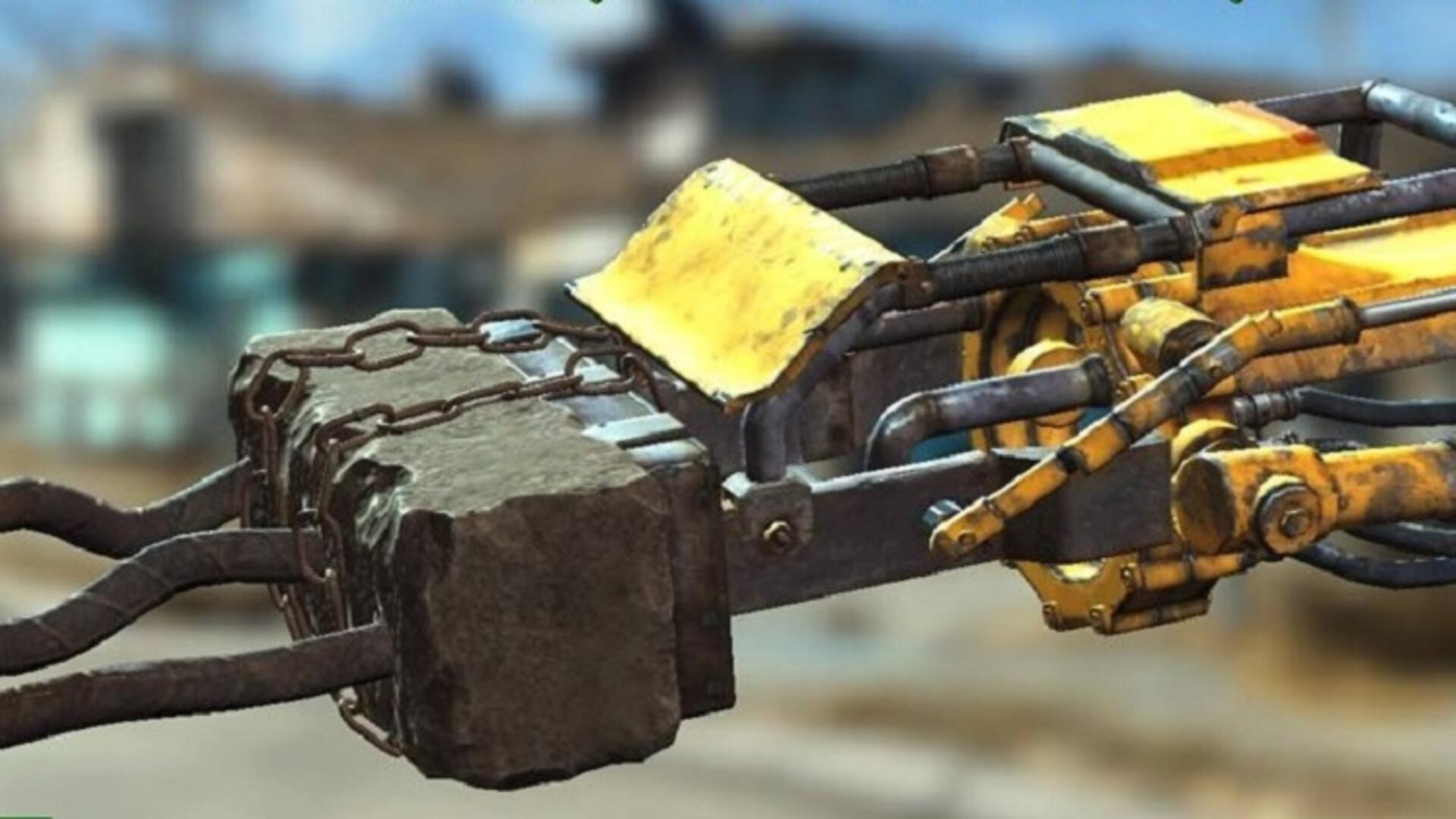 Fallout 4: Unique and Exceptional Weapons Guide | USgamer