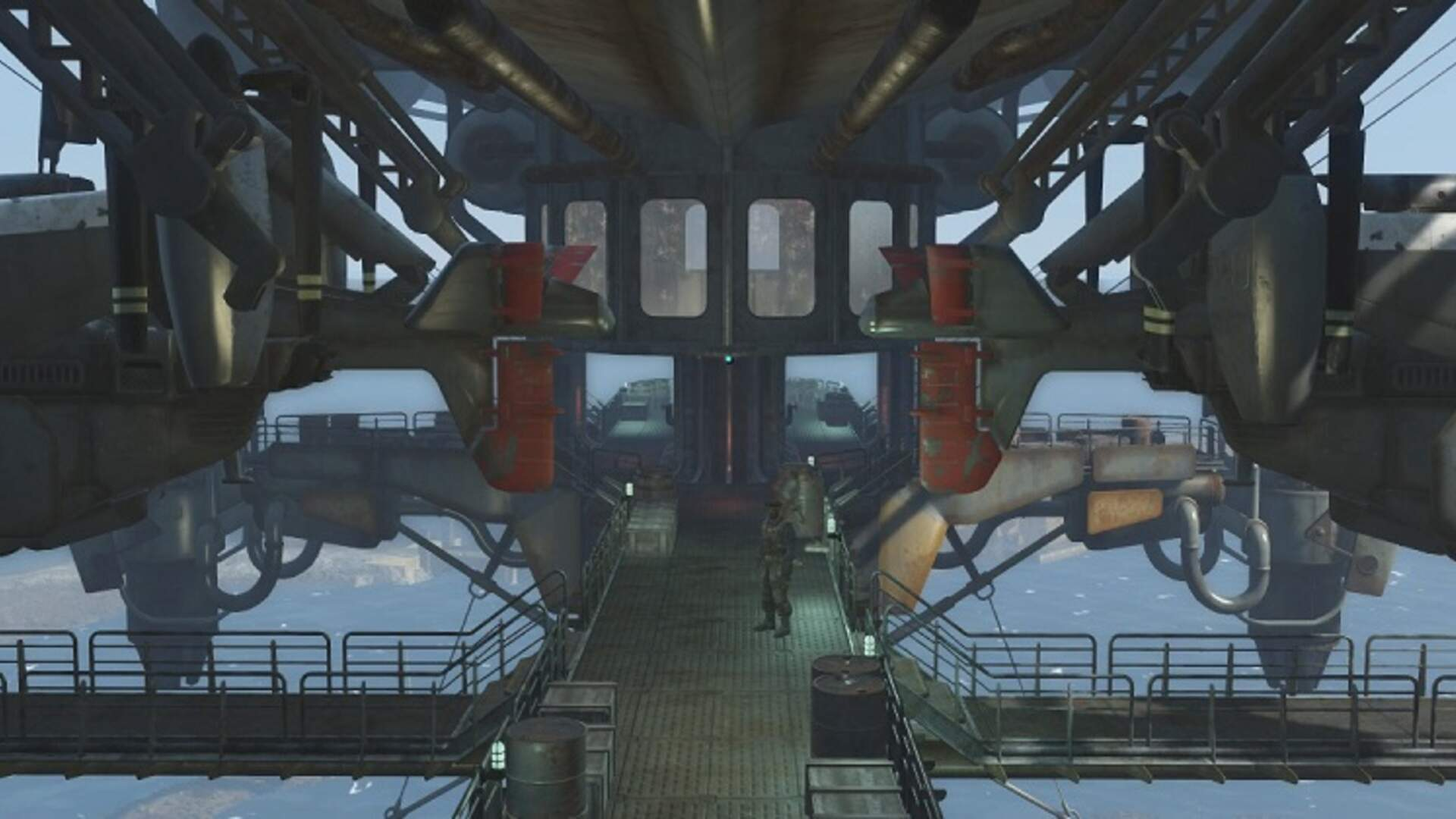 Fallout 4: Shadow of Steel - Board the Prydwen, Meet Maxson