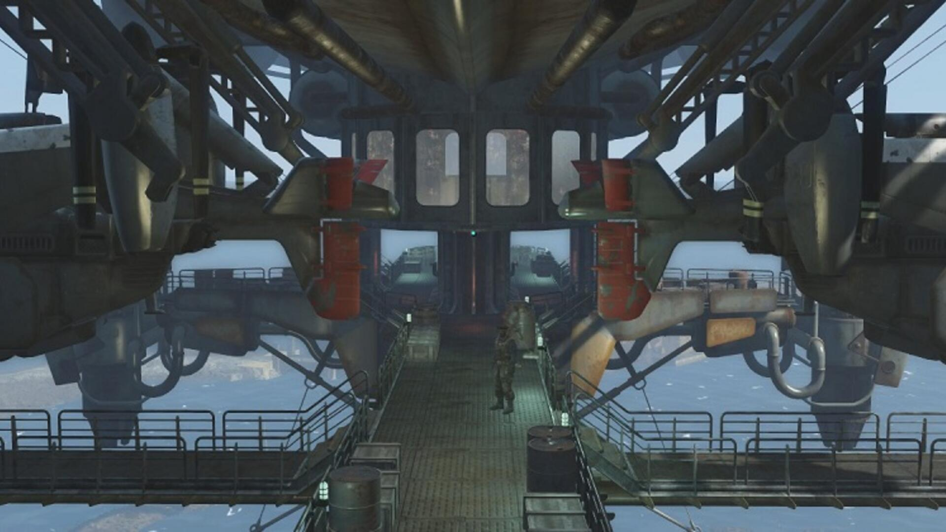 Fallout 4: Shadow of Steel - Board the Prydwen, Meet Maxson | USgamer