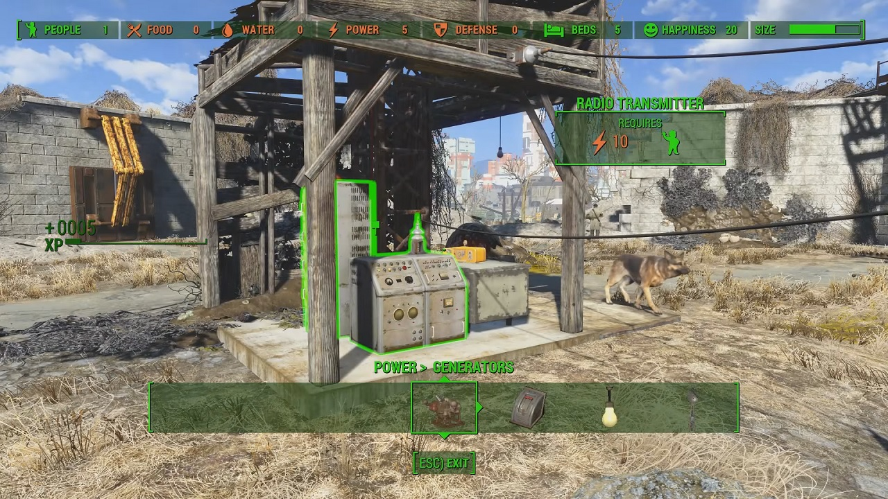 Fallout 4: Taking Independence - Regain the Castle | USgamer