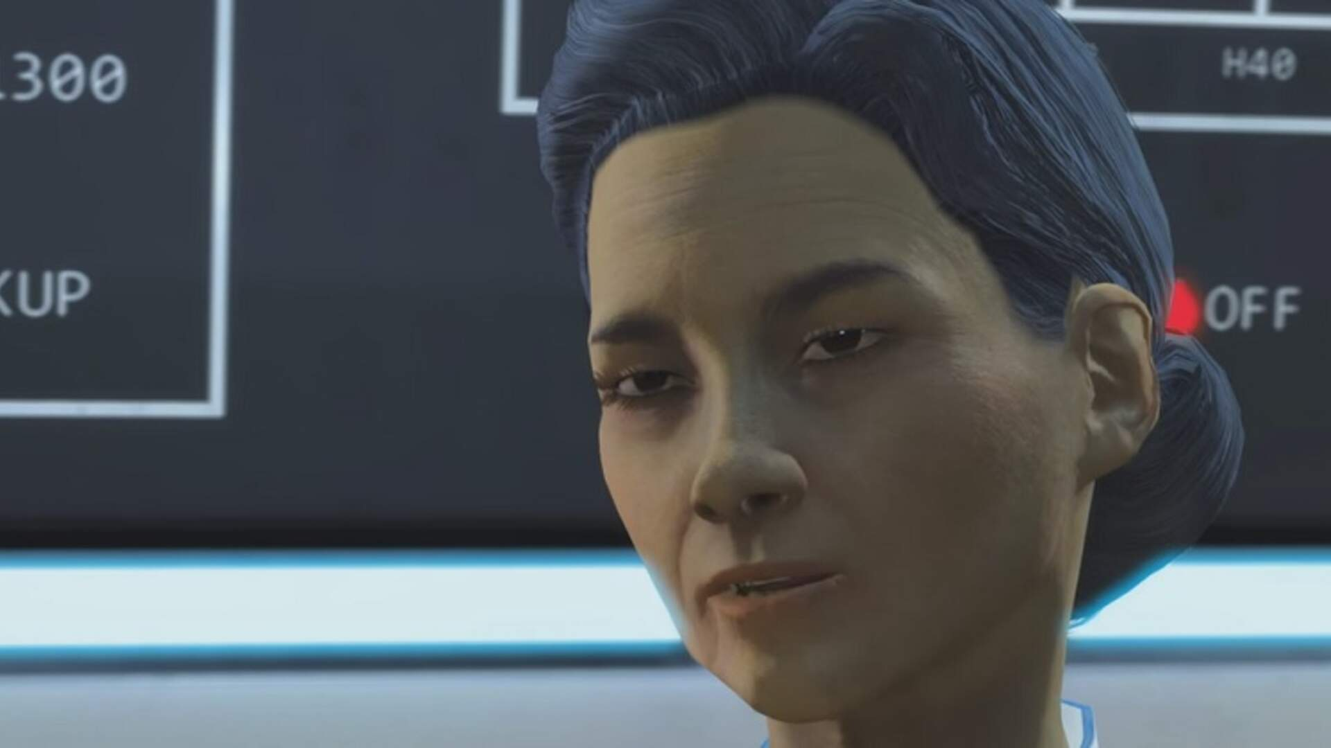 Fallout 4: From Within - Convince Doctor Li