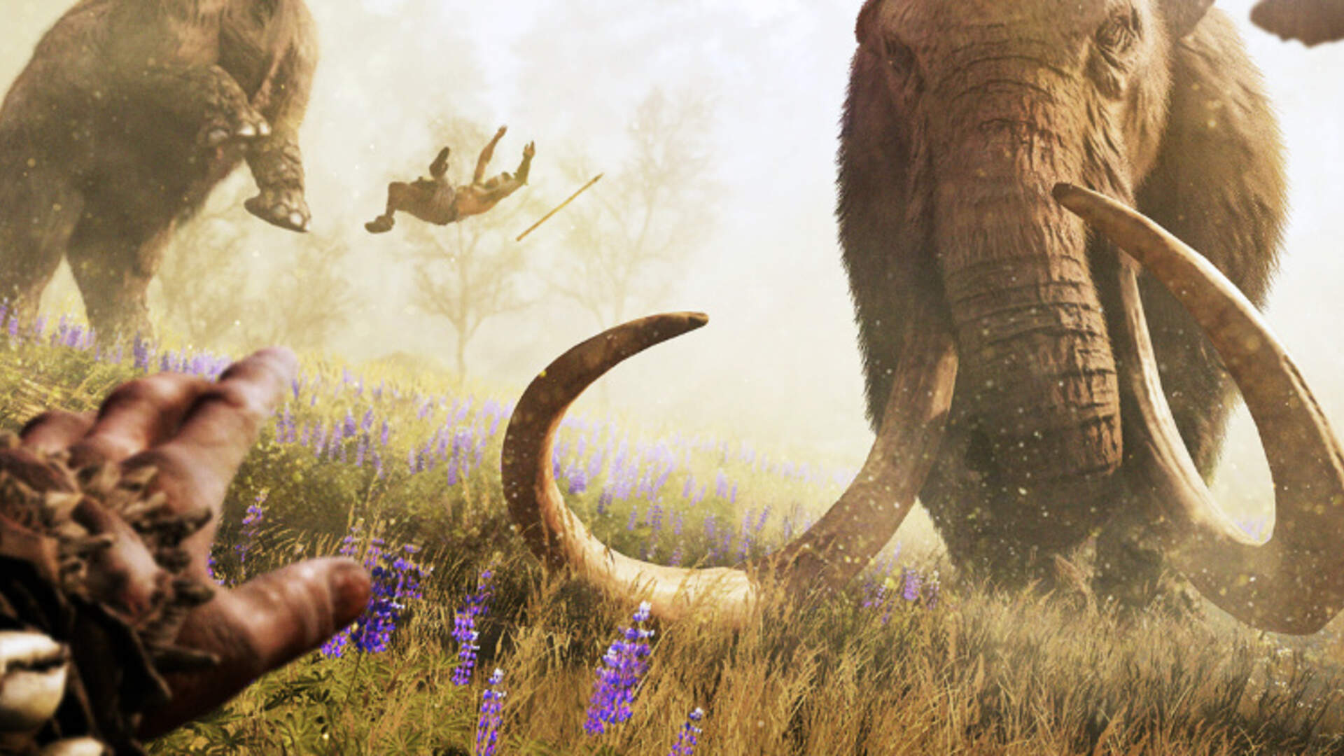 Far Cry Primal Drops Guns and Vehicles For More Hunting Action
