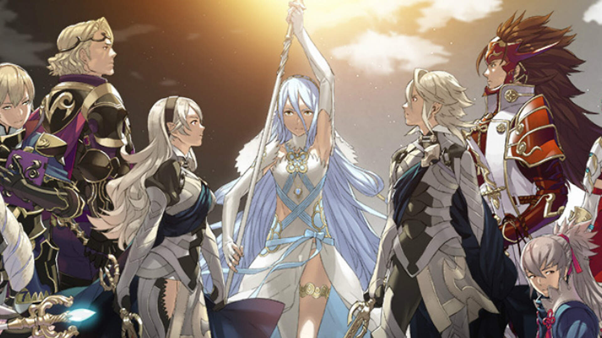 Seven Things You Should Know About Fire Emblem Fates Usgamer