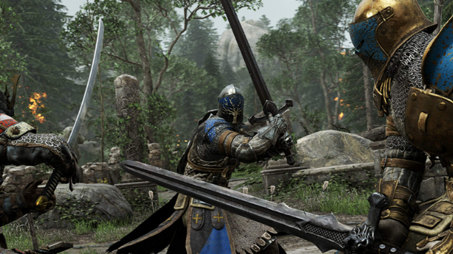 For Honor's Player Count Spikes Massively After Free Deal