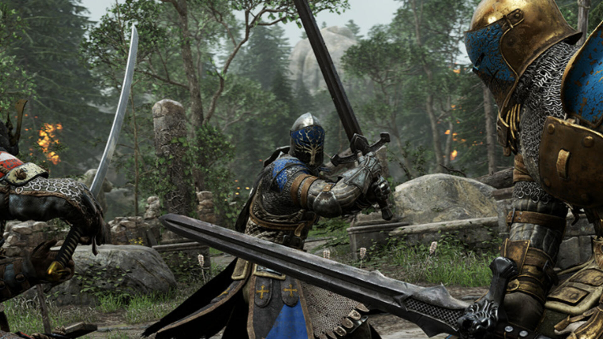 For Honor Dedicated Servers Arrives on PC Later This Month
