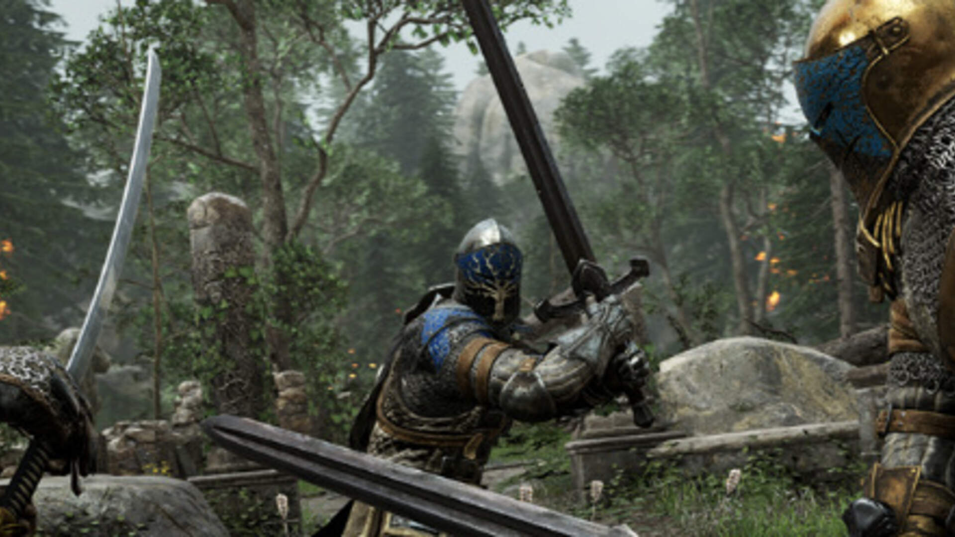 For Honor is Going Free This Weekend, Just In Time for Its New Season