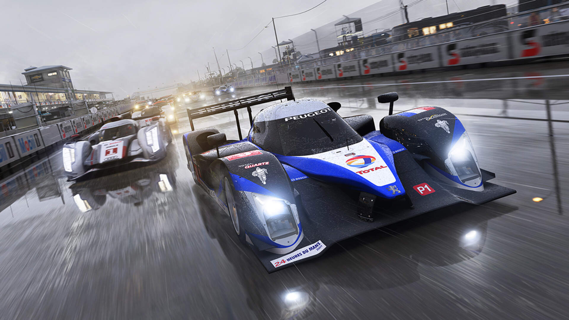 Forza 6 Dominates a Quiet E3 for Racing Games