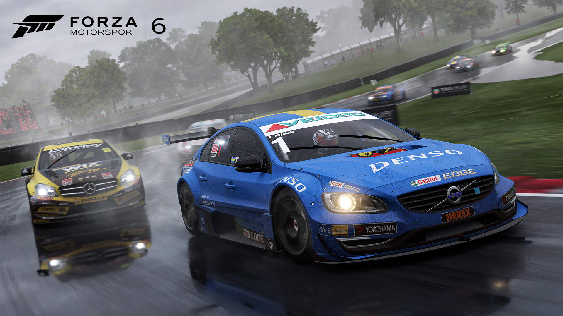 Under the Hood of Forza 6 with Bill Giese