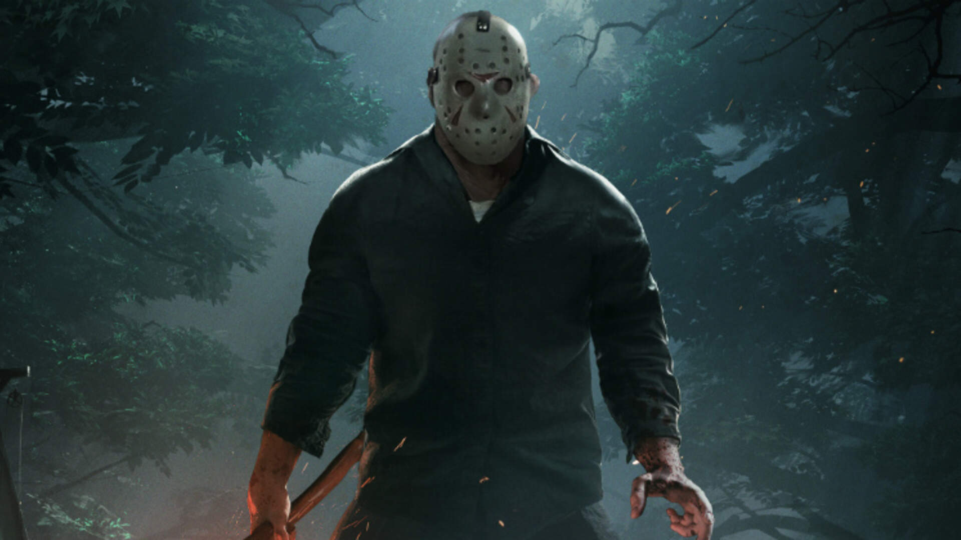 PS Plus Free Games for October Gets Spooky With Friday The 13th: The Game