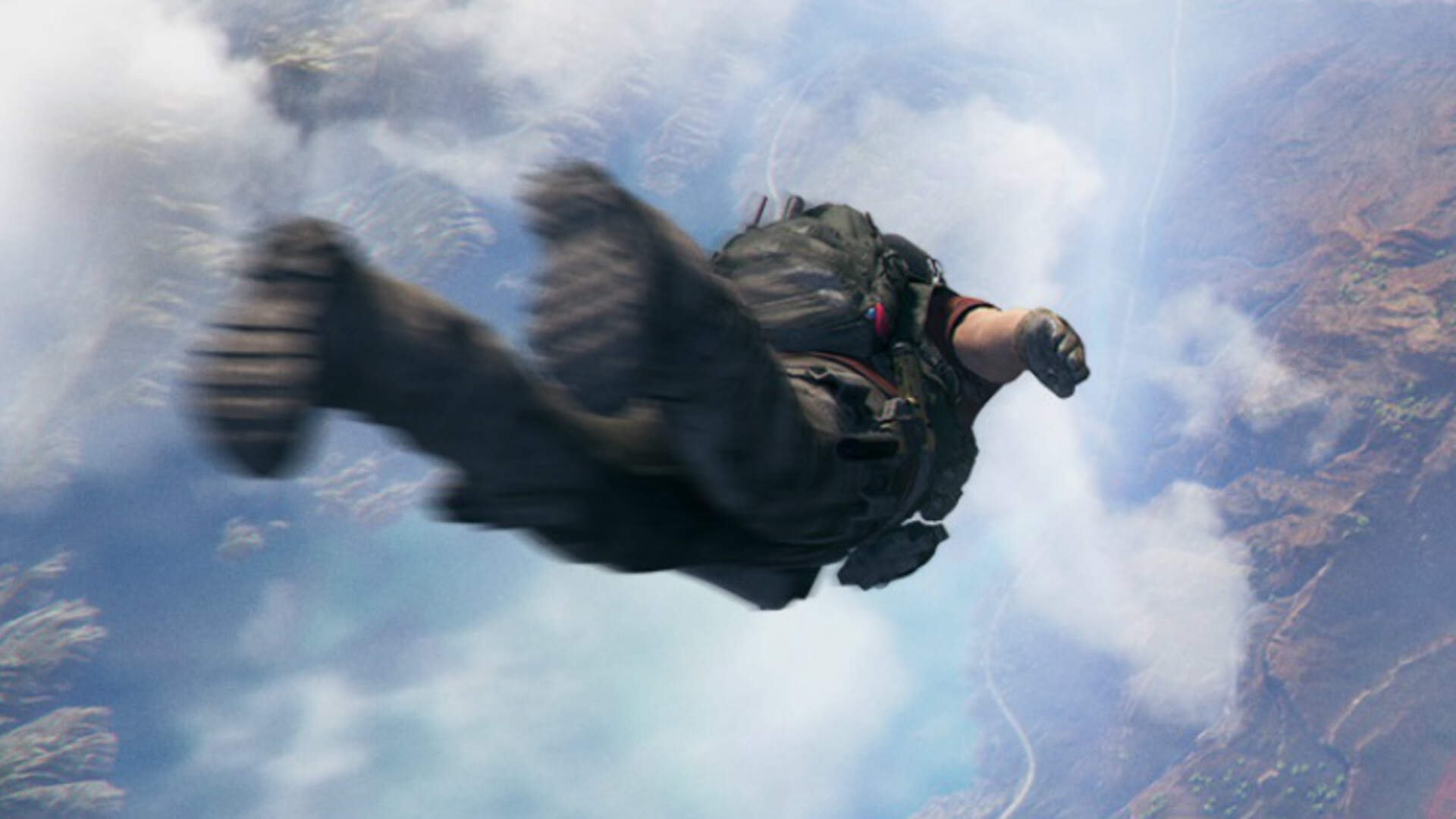 Ghost Recon Wildlands Takes The Number One Spot In March