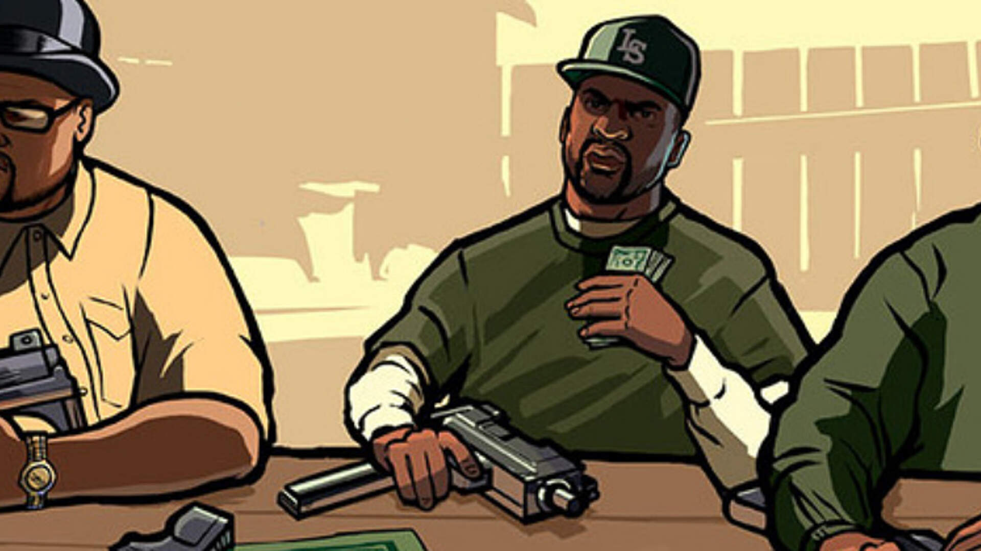 The 15 Best Games Since 2000, Number 8: Grand Theft Auto: San Andreas