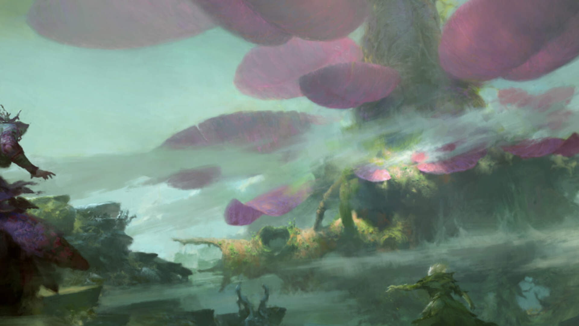 Guild Wars 2 Heart of Thorns Interview: On Mastery, Defiance Changes, and More Jumping Puzzles