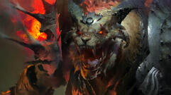 Heart of Thorns' Revenant: Introducing Guild Wars 2's Death Metal Spirit Warrior