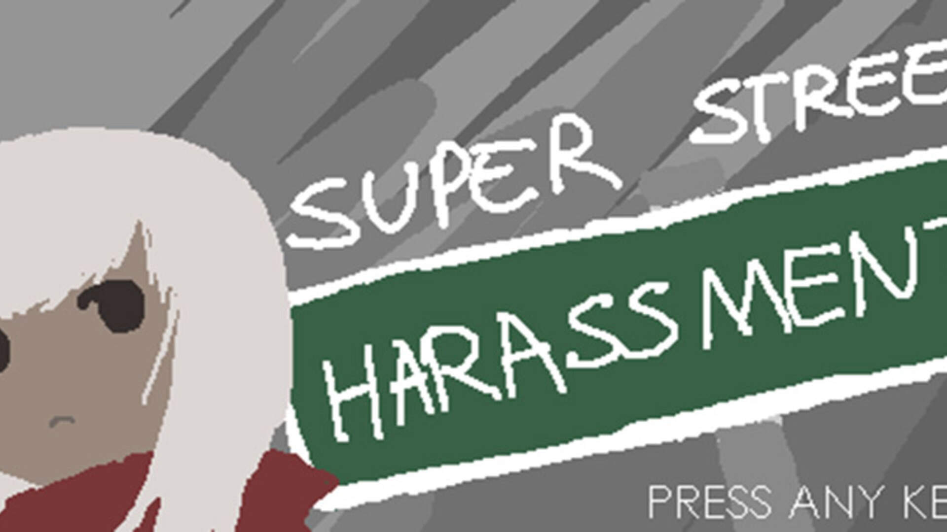 Welcome to the Jam: The Making of Super Street Harassment RPG