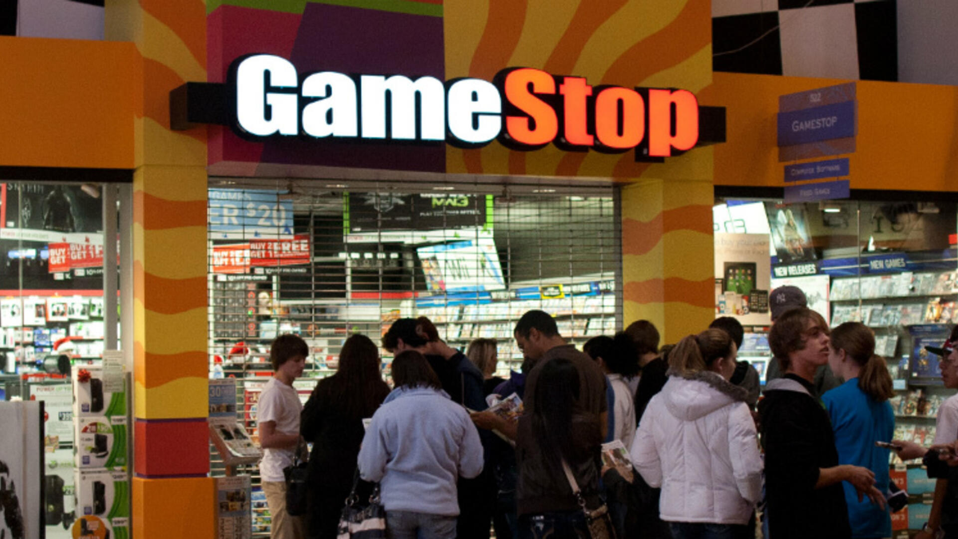 GameStop's Black Friday Deals Include Great Prices on Nintendo Switch Games, God of War, Assassin's Creed Odyssey