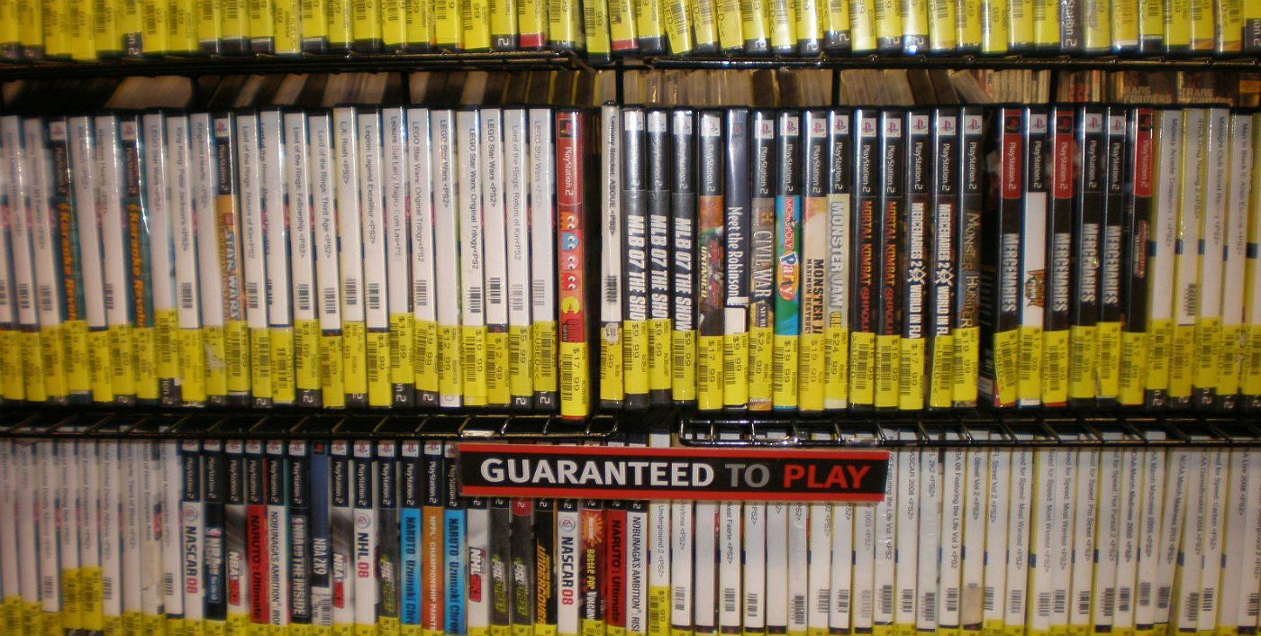 Gamestop will tentatively offer classic consoles and games again gamestop will tentatively offer classic consoles and games again usgamer sciox Choice Image