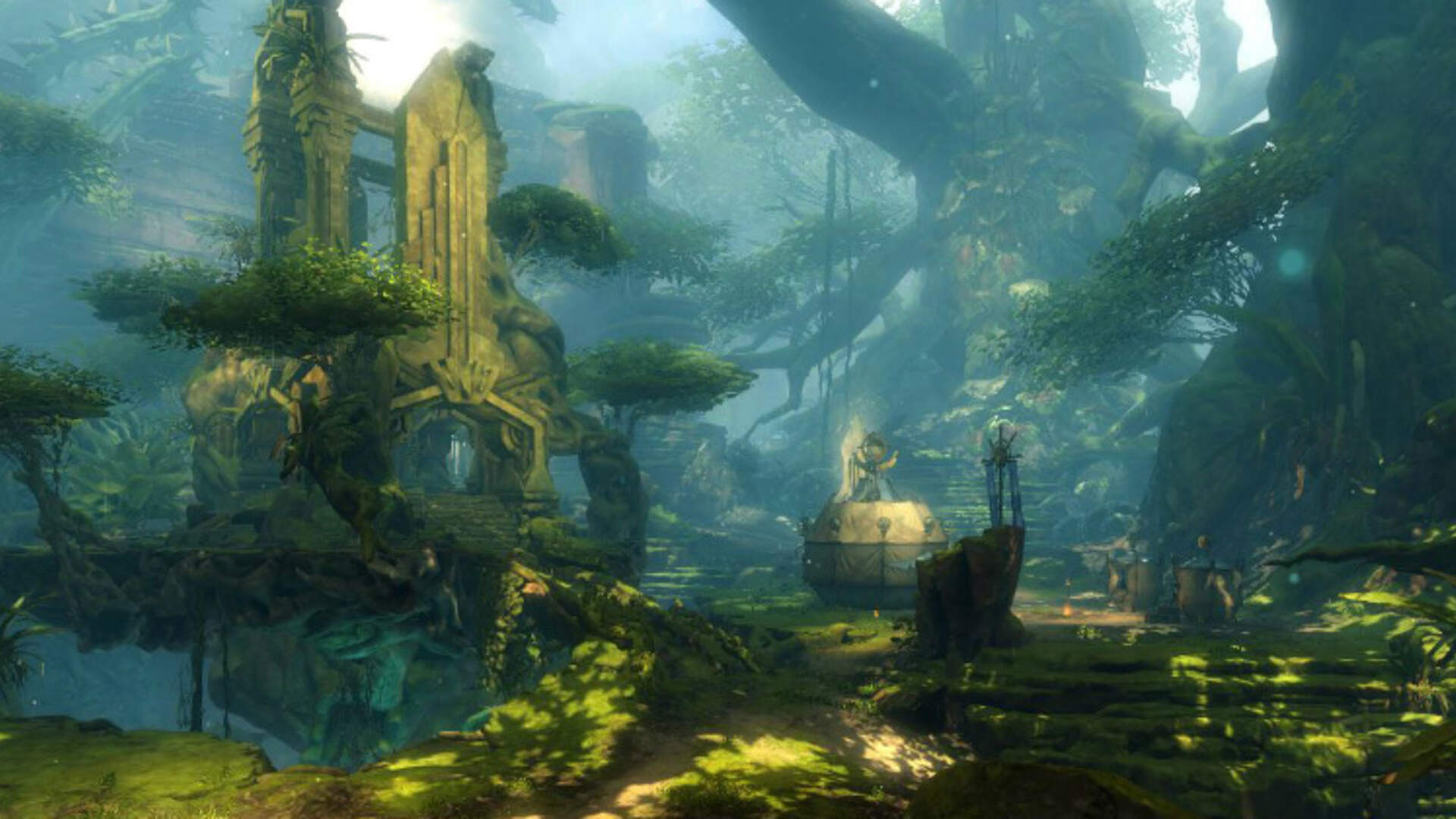 Guild Wars 2 is Free This Weekend. You Should Play It.