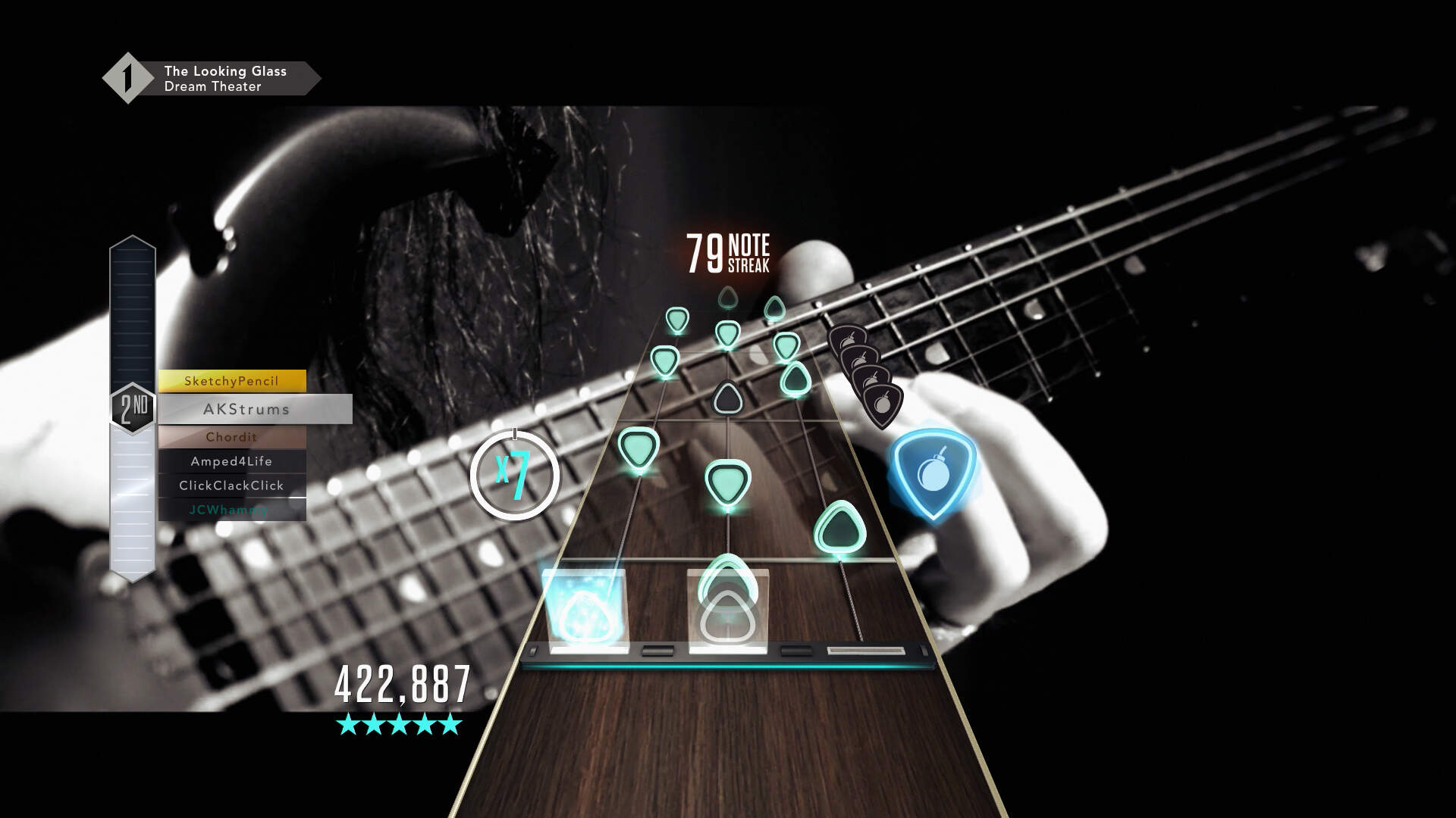 Guitar Hero Live PS4 Review: This One Goes to Six