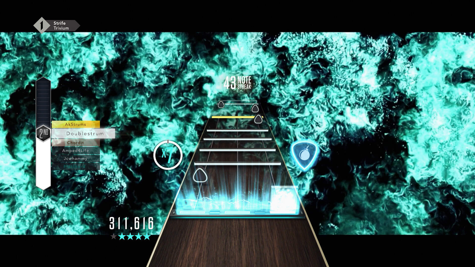 Rock Band 4 vs. Guitar Hero Live