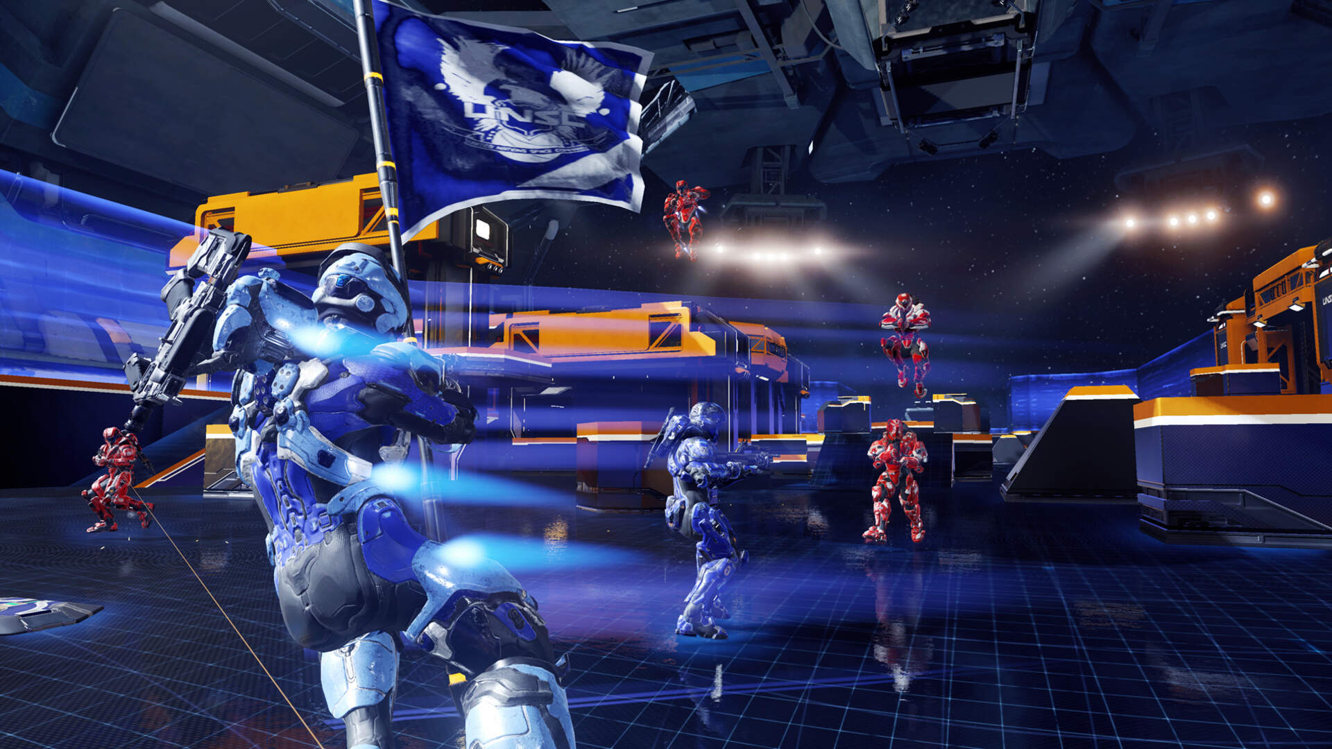 Halo 5's Arena Matchmaking Rocks
