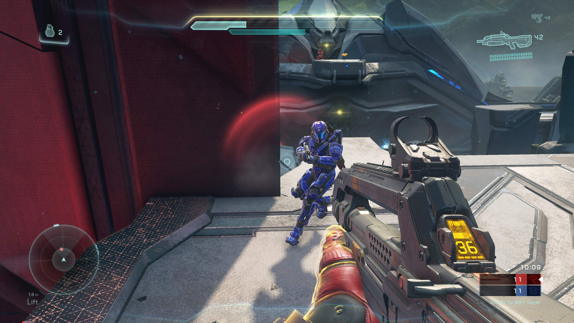 Halo 5: Guardians Multiplayer Preview: Combat Evolved