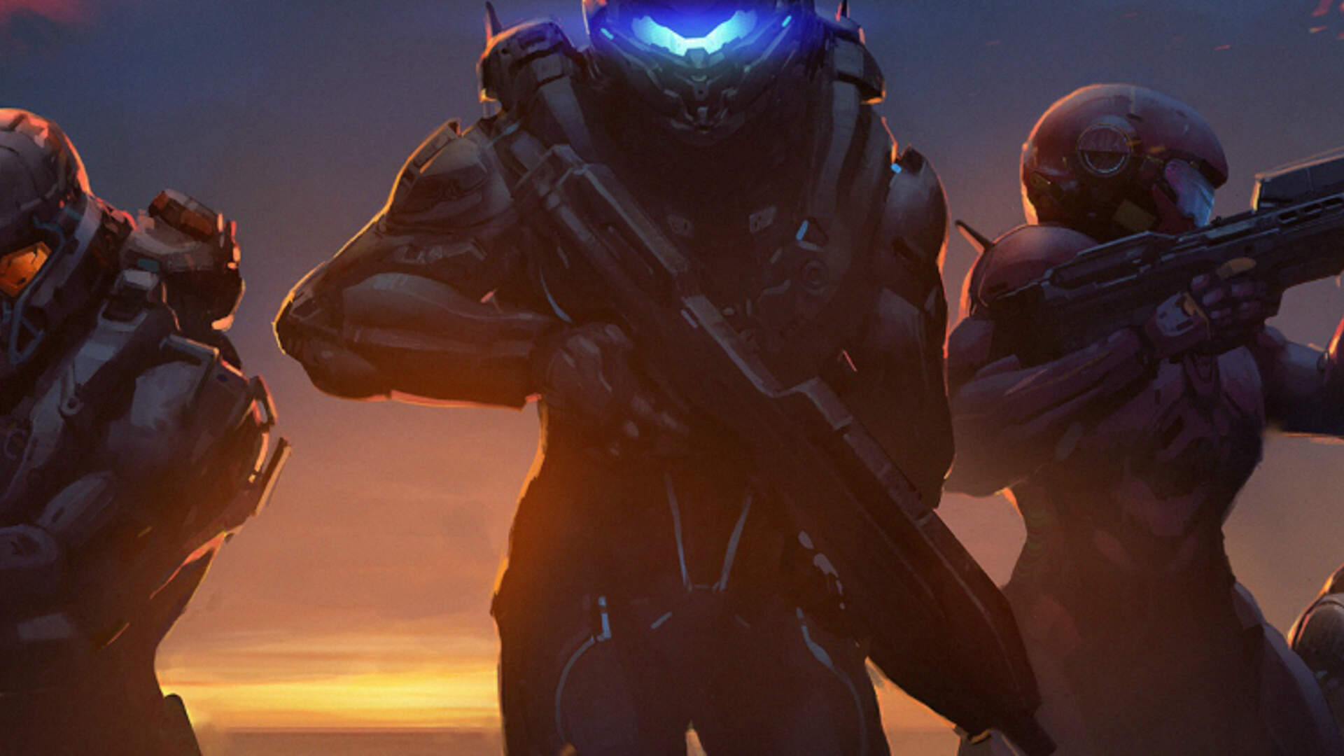 Halo 5's Cinematic Trailer is Cool, Wish We Could Play That Game