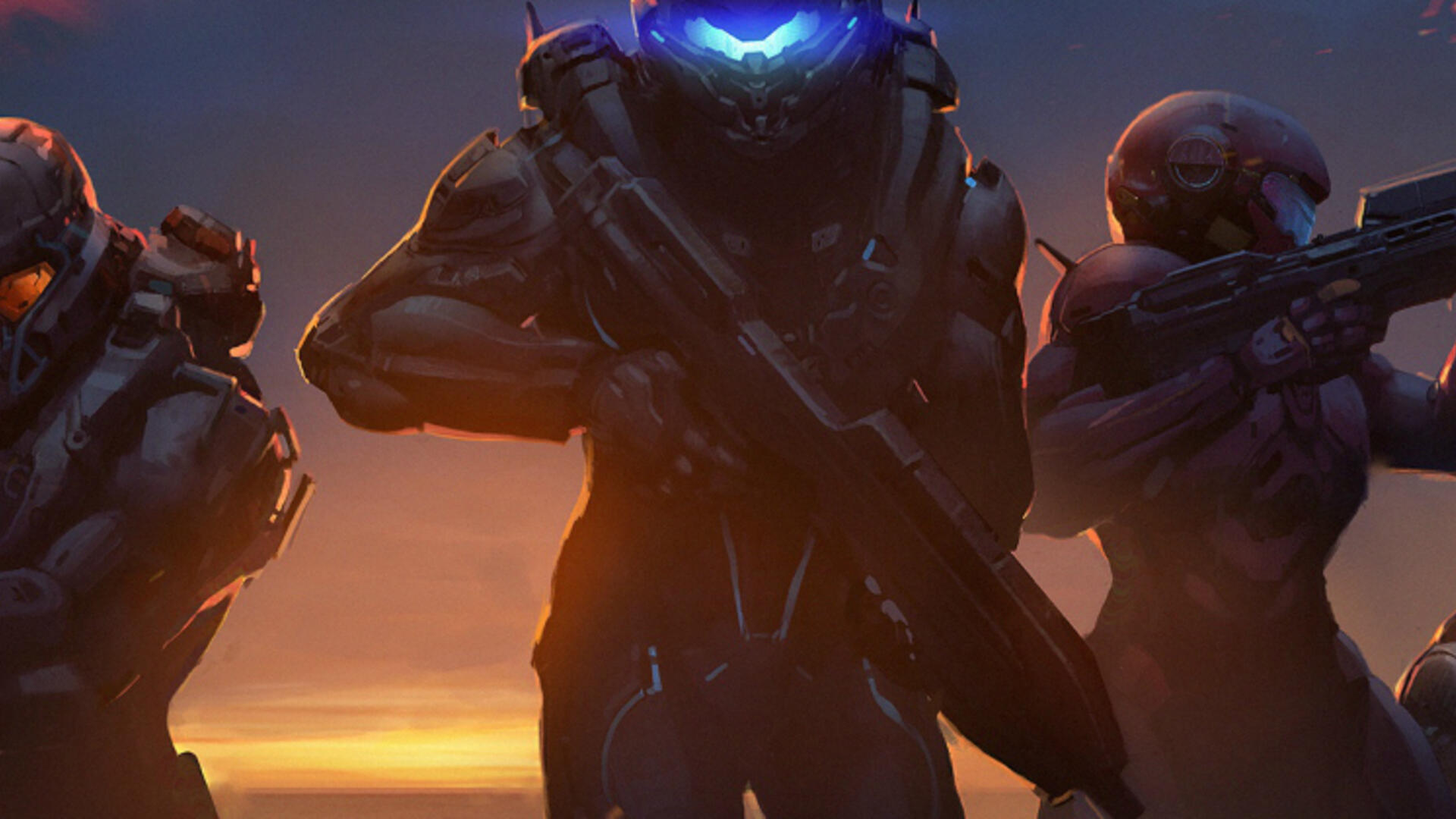 Halo 5: Guardians Xbox One Review: Three in One