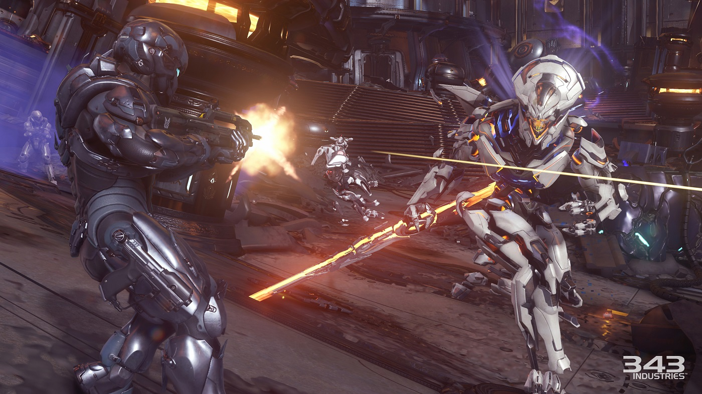 Halo 5, The Master Chief Collection, and Halo Wars 2 Getting