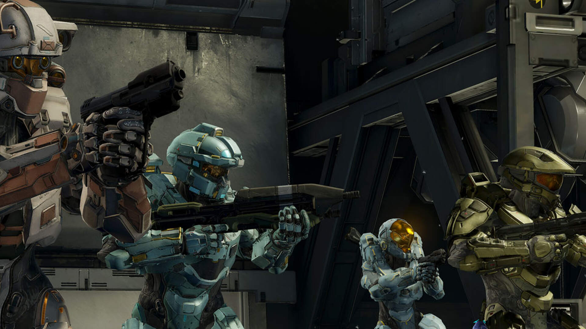 Halo 5 : Guardians Campaign Preview: Silky Smooth