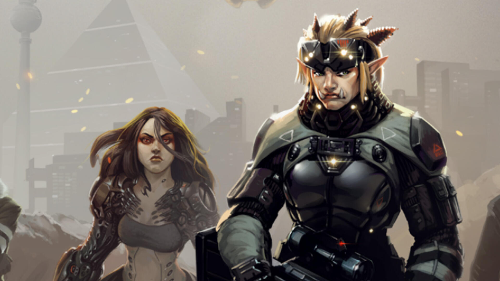 "Shadowrun Dev on Kickstarter: ""Put Your Ego Aside and Communicate with Your Audience"""