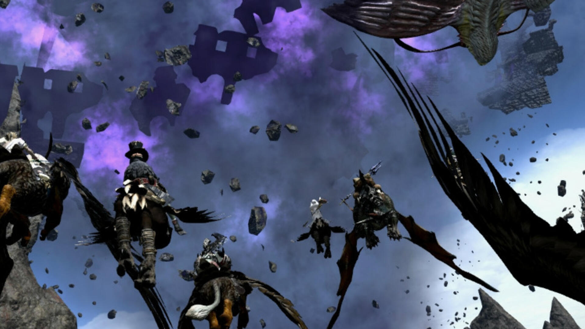 Final Fantasy XIV Heavensward PC Review: Onward and Upward