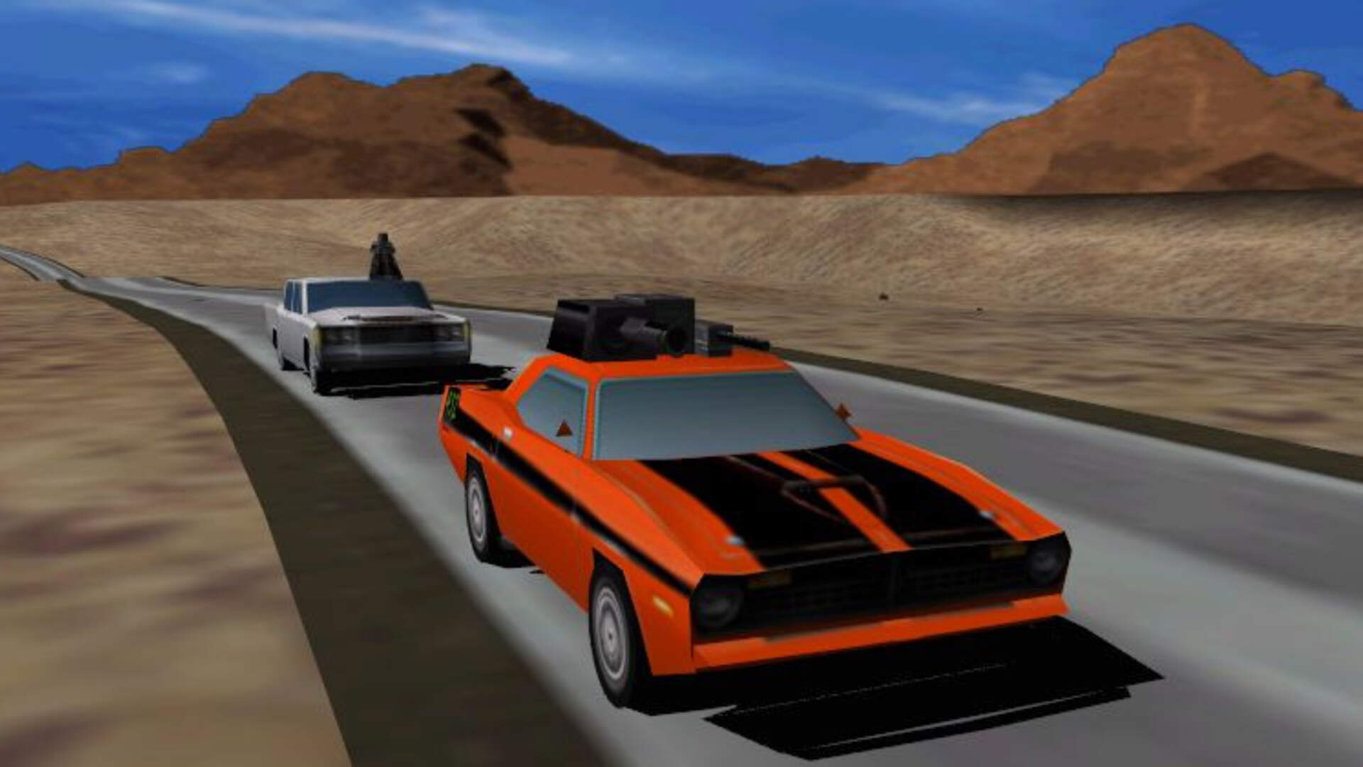 Retronauts Micro Keeps on Truckin' with a Look at Interstate '76