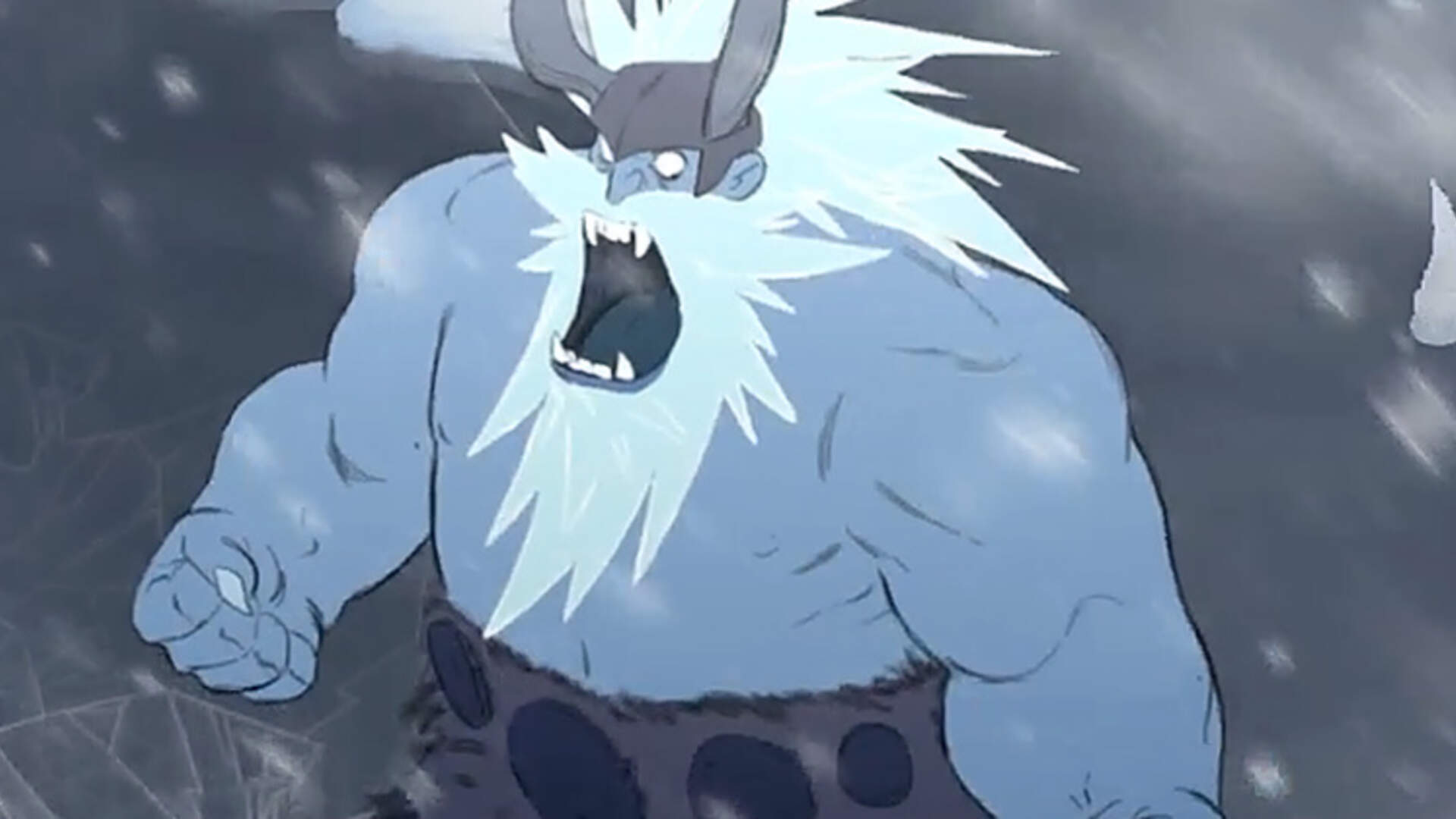 Jotun Pits You Against Gods in Hand-Drawn Hackery