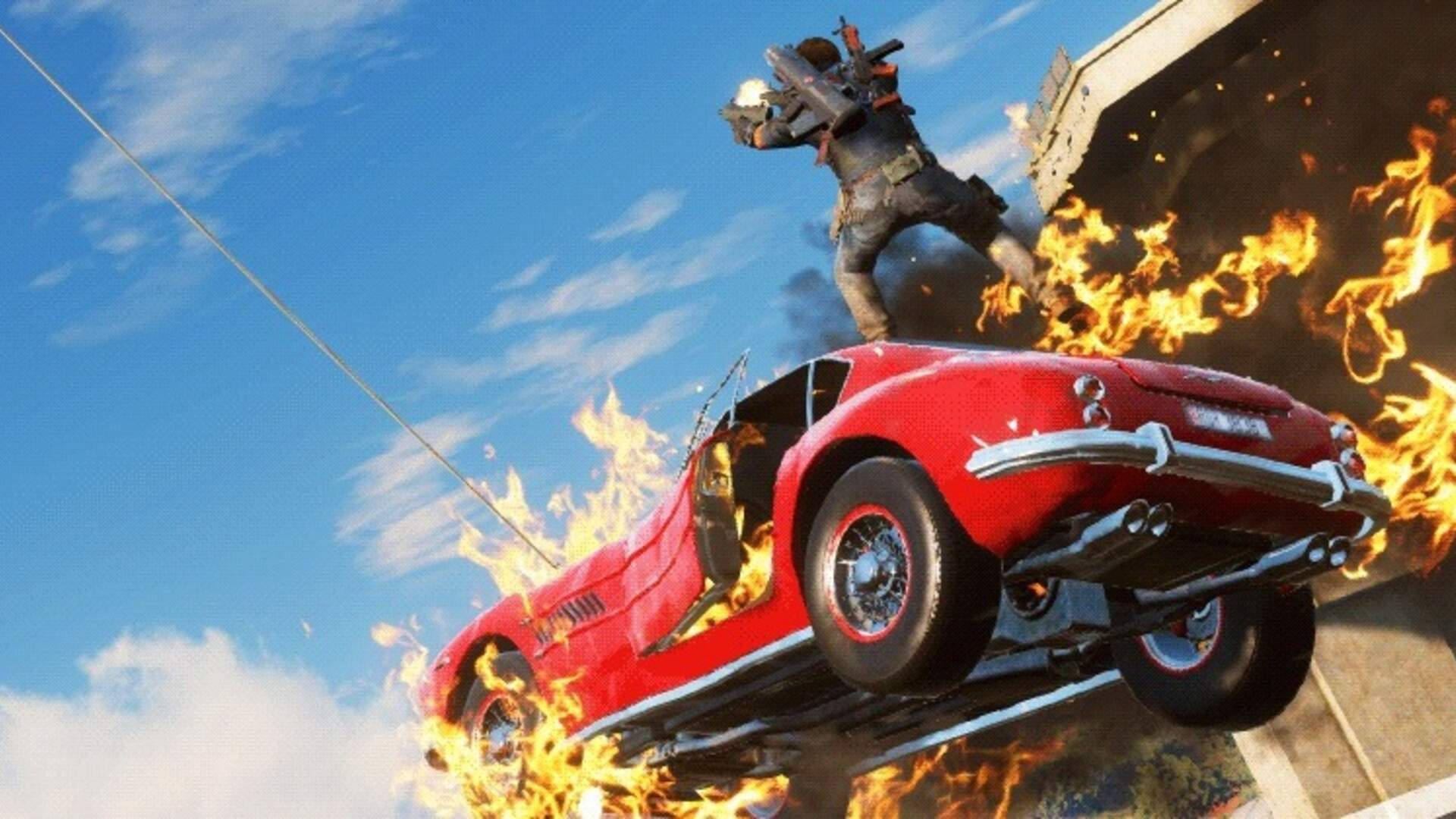 Just Cause 3 Story Mission Guide: Of Cows and Wine, Save All the Wine Barrels