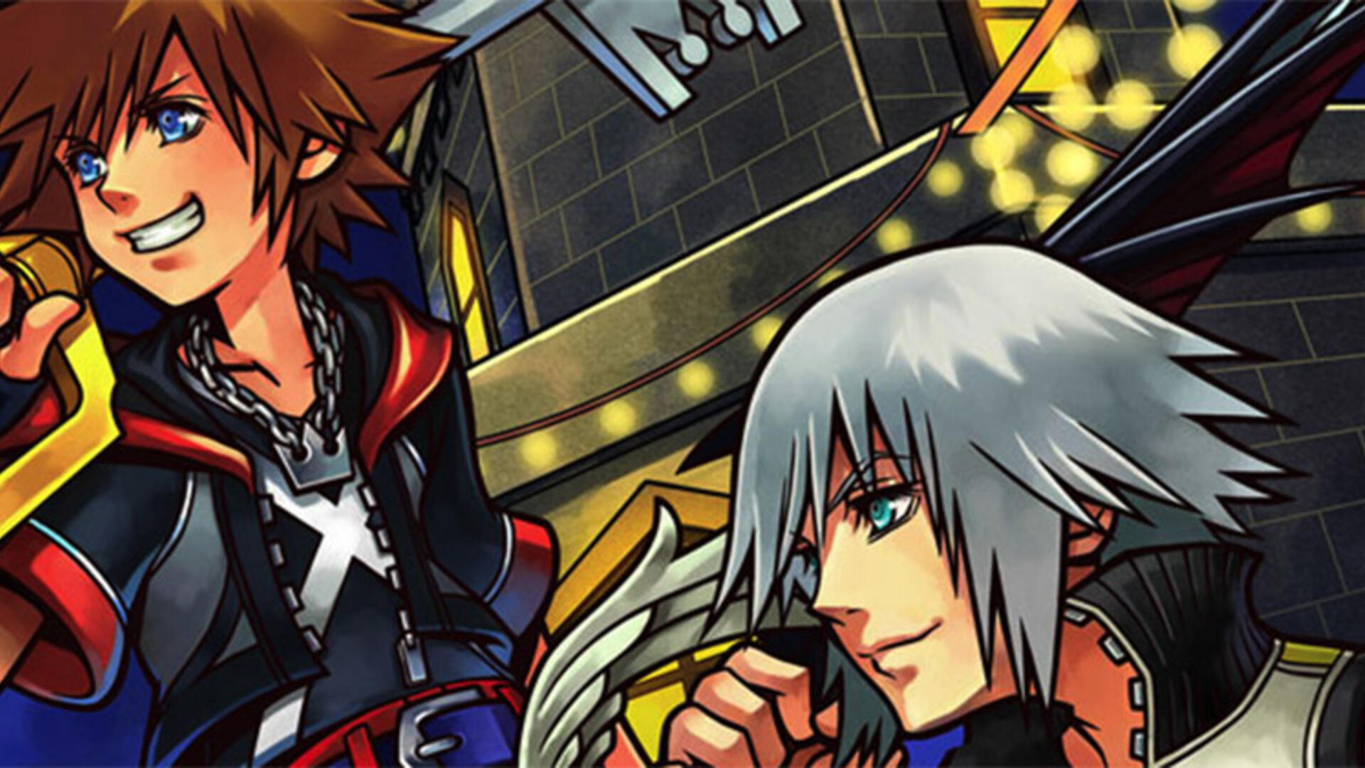 Square-Enix Completes the Remake Cycle with Kingdom Hearts II.8