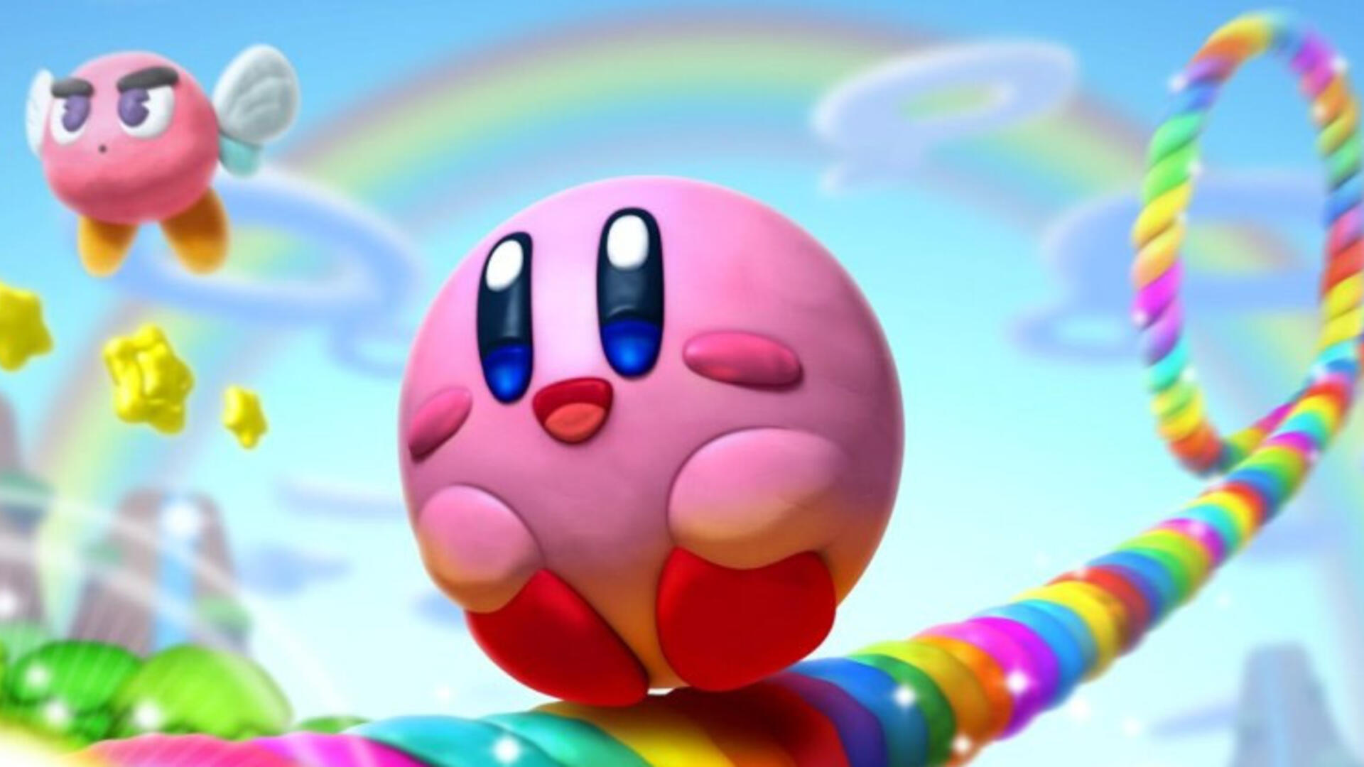 Kirby and the Rainbow Curse Wii U Review: Roller Games