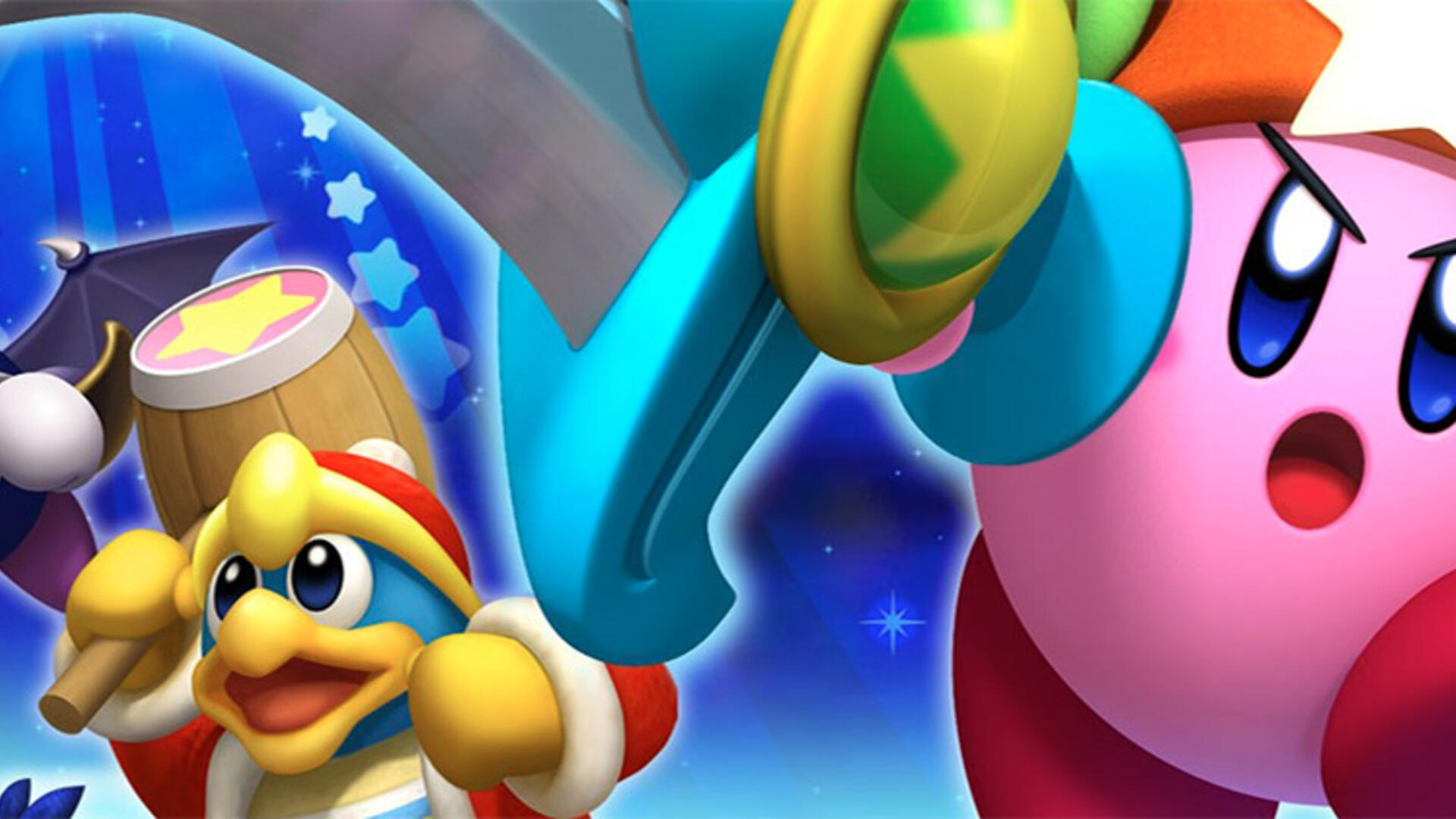 Virtual Spotlight: Kirby's Return to Dream Land is a Welcome Treat in 2015