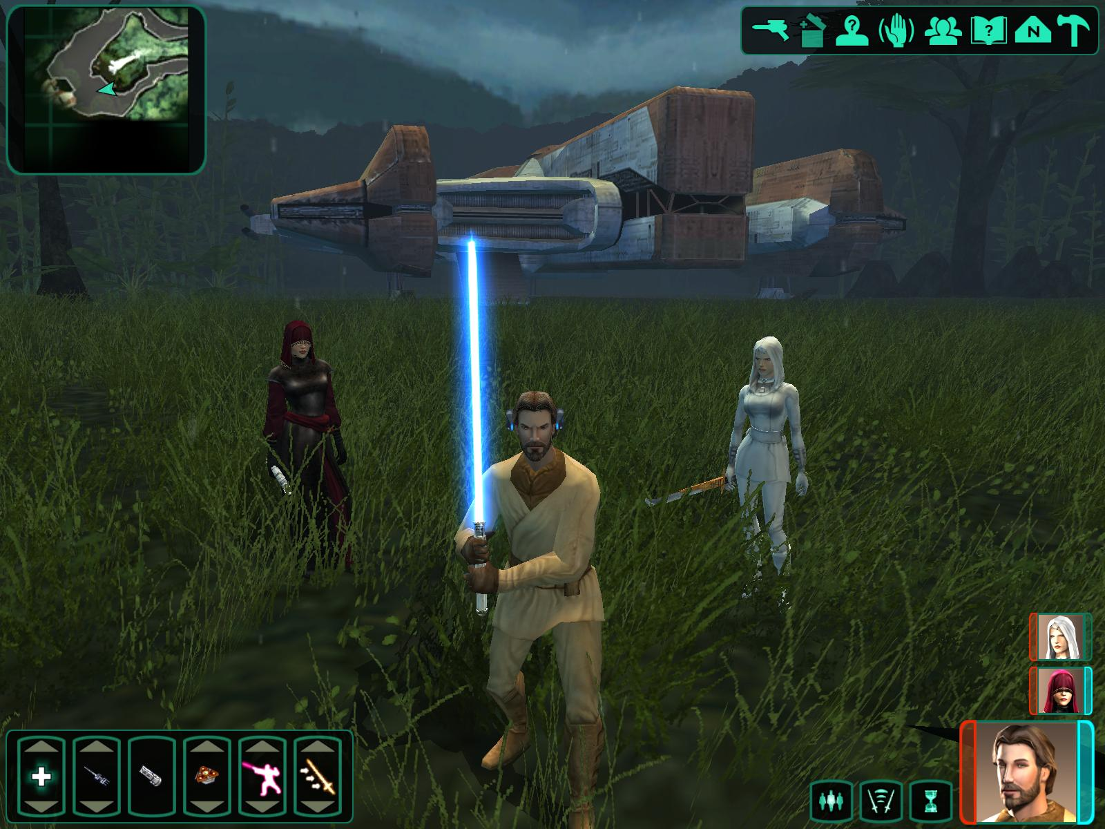 knights the republic wars crack of old star pc