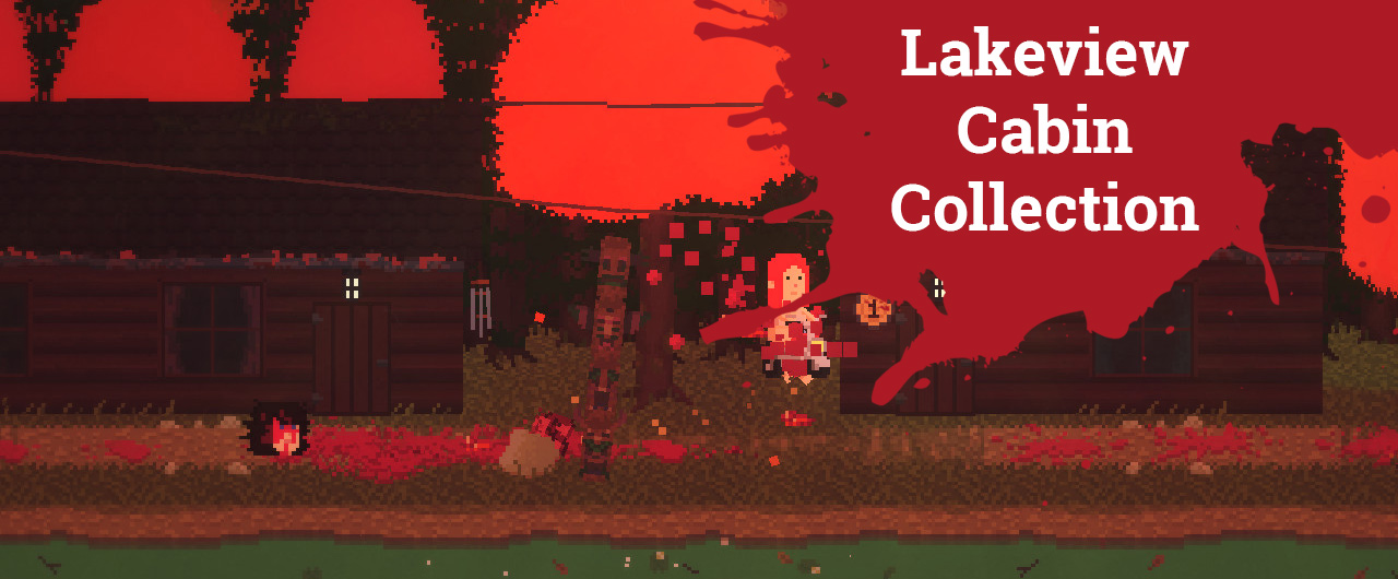 Lakeview Cabin Collection (horror comedy) Graphical overhaul!