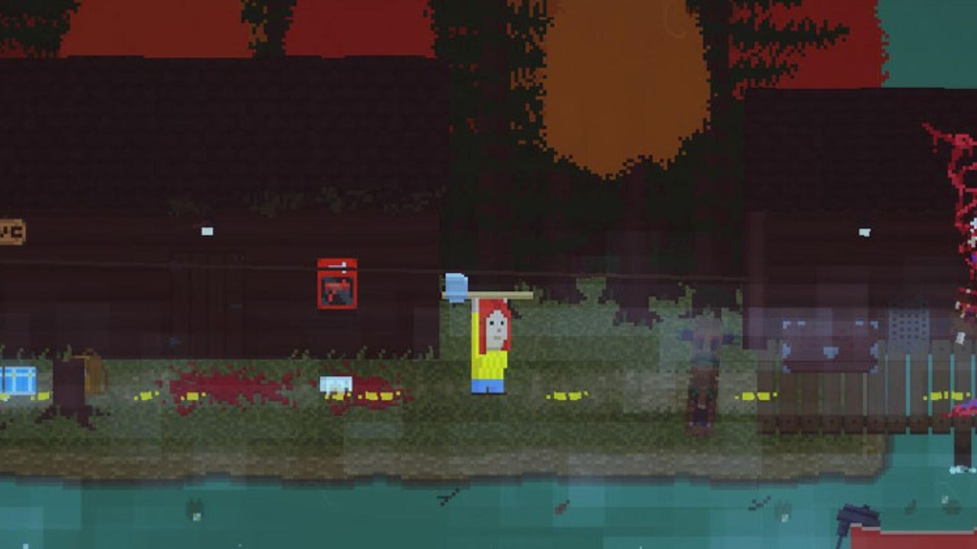 Lakeview Cabin Collection Mixes Friday the 13th and Maniac Mansion in a Scary, Silly Sandbox
